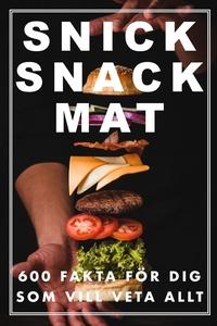 SNICK SNACK MAT (e-bok) av Nicotext Förlag