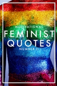 MOTIVATIONAL FEMINIST QUOTES 2