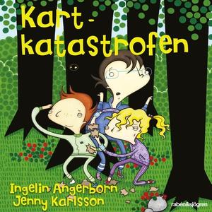 Kartkatastrofen (ljudbok) av Ingelin Angerborn