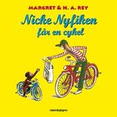 Nicke Nyfiken får en cykel