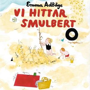 Vi hittar Smulbert (ljudbok) av Emma Adbåge