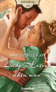 Lady Actons äkta man (e-bok) av Marguerite Kaye