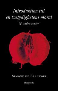 Introduktion till en tvetydighetens moral  och