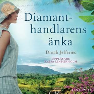 Diamanthandlarens änka (ljudbok) av Dinah Jeffe
