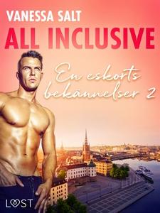 All inclusive - En eskorts bekännelser 2 (e-bok