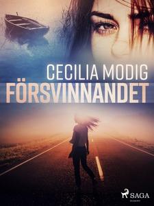Försvinnandet (e-bok) av Cecilia Modig