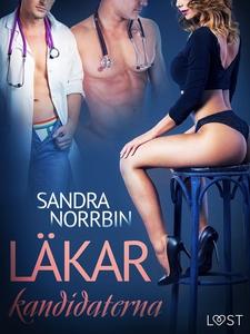 Läkarkandidaterna - erotisk novell (e-bok) av S