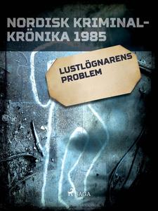 Lustlögnarens problem (e-bok) av Diverse