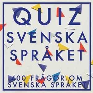 QUIZ : Svenska Språket (PDF) (e-bok) av Nicotex