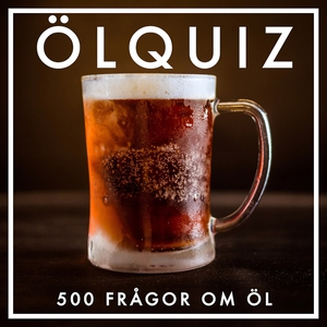 ÖLQUIZ : 500 frågor om öl (e-bok) av Nicotext F