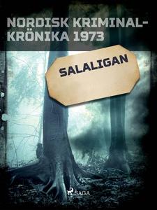 Salaligan (e-bok) av Diverse