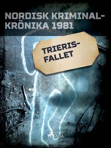 Trieris-fallet (e-bok) av Diverse