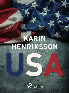 USA (e-bok) av Karin Henriksson