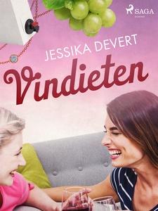 Vindieten (e-bok) av Jessika Devert