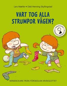Vart tog alla strumpor vägen? (e-bok) av Lars M