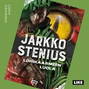 Lohikäärmeen luola (ljudbok) av Jarkko Stenius