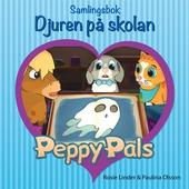 Peppy Pals Samlingsbok: Djuren på skolan