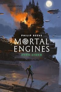 Grön storm (e-bok) av Philip Reeve
