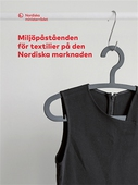 Miljöpåståenden för textilier på den Nordiska marknaden