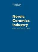 Nordic Ceramics Industry: Best Available Technique (BAT)