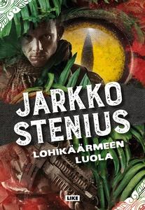 Lohikäärmeen luola (e-bok) av Jarkko Stenius