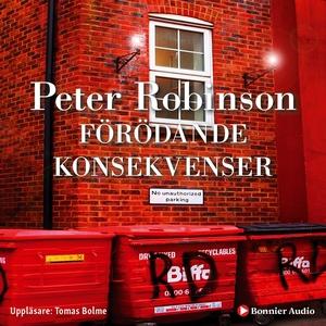 Förödande konsekvenser (ljudbok) av Peter Robin