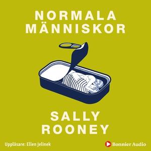 Normala människor (ljudbok) av Sally Rooney