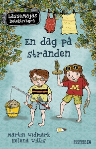 LasseMajas sommarlovsbok: En dag på stranden (e