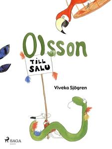 Olsson till salu (e-bok) av Viveka Sjögren