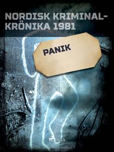 Panik (e-bok) av Diverse författare
