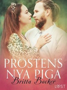 Prostens nya piga - erotisk novell (e-bok) av B