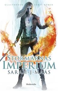 Stormarnas imperium (Femte boken i Glastronen-s