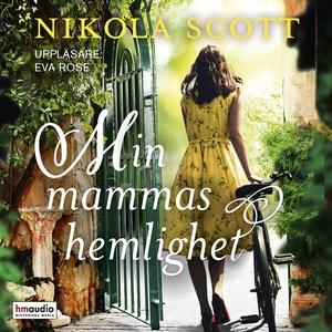 Min mammas hemlighet (ljudbok) av Nikola Scott