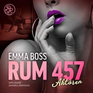 Aktören (ljudbok) av Emma Boss