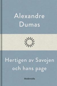 Hertigen av Savojen och hans page (e-bok) av Al