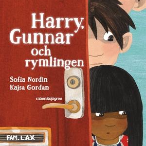 Harry, Gunnar och rymlingen (ljudbok) av Sofia