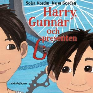 Harry, Gunnar och presenten (ljudbok) av Sofia