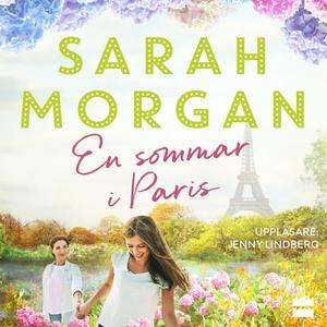 En sommar i Paris (ljudbok) av Sarah Morgan