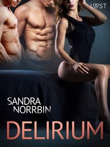Delirium - erotisk novell (e-bok) av Sandra Nor