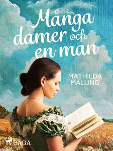 Många damer och en man (e-bok) av Mathilda Mall