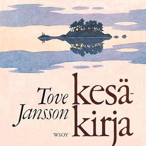 Kesäkirja (ljudbok) av Tove Jansson