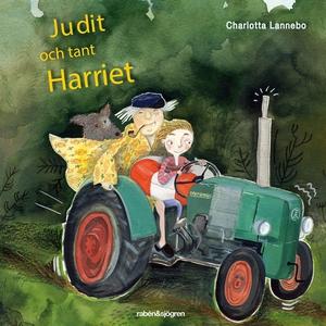 Judit och tant Harriet (ljudbok) av Charlotta L