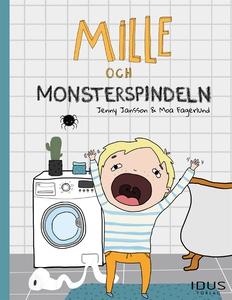 Mille och monsterspindeln (e-bok) av Jenny Jans