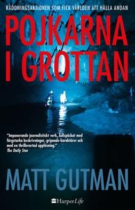 Pojkarna i grottan (e-bok) av Matt Gutman
