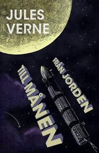 Från jorden till månen (e-bok) av Jules Verne