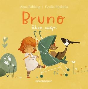 Bruno åker vagn (e-bok) av Cecilia Heikkilä, An