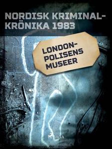 Londonpolisens museer (e-bok) av Diverse förfat