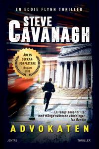 Advokaten (e-bok) av Steve Cavanagh
