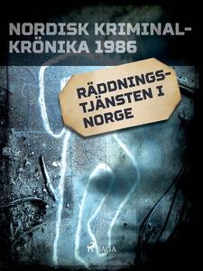Räddningstjänsten i Norge (e-bok) av Diverse fö