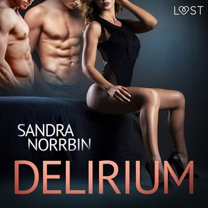 Delirium - erotisk novell (ljudbok) av Sandra N